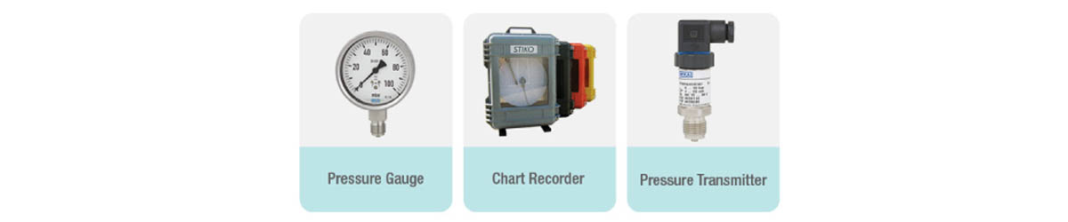 Pressure-instruments